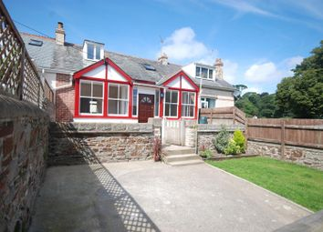Thumbnail 3 bed terraced house for sale in Abbotsham Road, Bideford