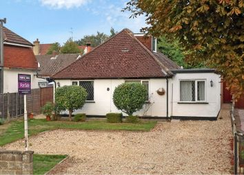 Thumbnail 3 bed detached bungalow for sale in Mytchett Road, Mytchett