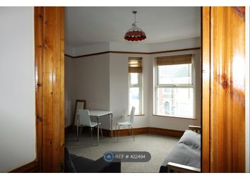 Thumbnail 2 bed flat to rent in Canton, Cardiff