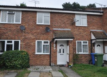 Thumbnail 2 bed terraced house to rent in Hornbeam Close, Owlsmoor, Sandhurst