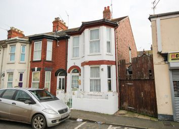 Thumbnail 3 bedroom end terrace house for sale in Havelock Road, Great Yarmouth
