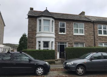 Thumbnail 2 bed flat for sale in Albany Road, Redruth, Cornwall