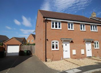 Thumbnail 2 bed semi-detached house for sale in Walker Drive, Faringdon, Oxfordshire