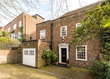 Thumbnail 6 bed property to rent in Boundary Road, St Johns Wood, London