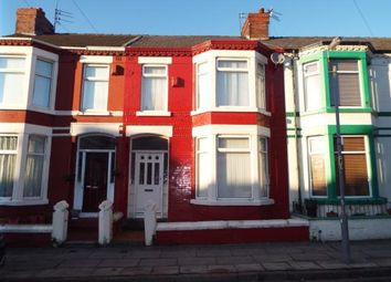 Thumbnail 3 bed terraced house for sale in Sark Road, Liverpool, Merseyside, England
