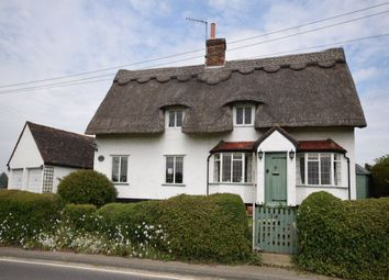 Thumbnail 4 bed detached house for sale in Hawkins Hill, Little Sampford, Saffron Walden