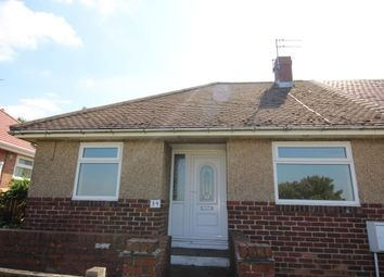 Thumbnail 2 bed bungalow to rent in Wylam Road, Stanley