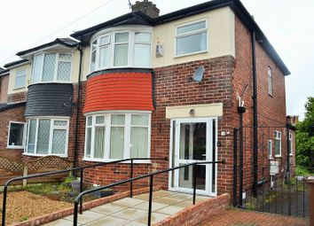 Thumbnail 3 bed semi-detached house for sale in Norfolk Road, Maghull, Liverpool