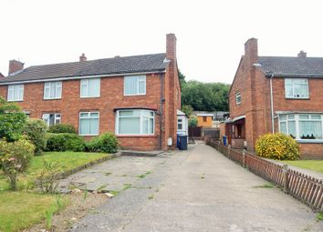Thumbnail 3 bed semi-detached house to rent in Oakdene Road, Burntwood
