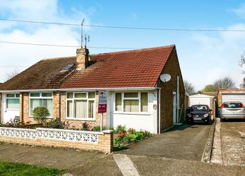 2 bed semi-detached bungalow for sale in Coppice Drive, Parklands, Northampton NN3