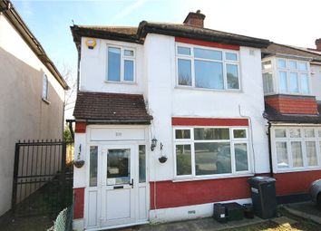 Thumbnail 3 bed end terrace house for sale in Harrington Road, South Norwood, London