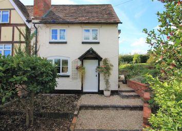 Thumbnail 2 bed semi-detached house for sale in 39 Ashperton Road, Ledbury