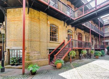 Thumbnail 2 bed flat for sale in Mandeville Courtyard, Battersea Park Road