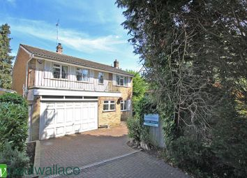 Thumbnail 4 bedroom detached house for sale in Howfield Green, Hoddesdon