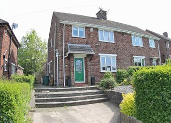 Thumbnail 3 bed property for sale in Stones Manor Lane, Hartford, Northwich, Cheshire.