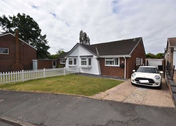 Thumbnail 2 bed semi-detached bungalow for sale in Biddulph Way, Ledbury, Herefordshire