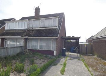 Thumbnail 3 bed semi-detached house for sale in Weavers Way, Ashford