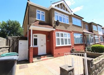 Thumbnail 4 bedroom semi-detached house to rent in Vincent Road, Wood Green, London