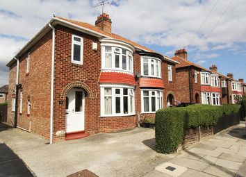 Thumbnail 3 bed semi-detached house for sale in Coniston Grove, Middlesbrough, London