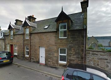 Thumbnail 3 bed end terrace house to rent in Grant Street, Burghead, Elgin