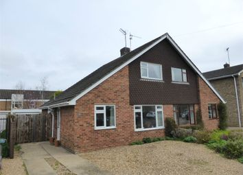 Thumbnail 3 bedroom property for sale in 3 Waterton Close, Deeping St James, Peterborough, Lincolnshire