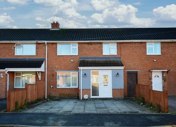 Thumbnail 3 bed terraced house for sale in Warwick Road, Wigston