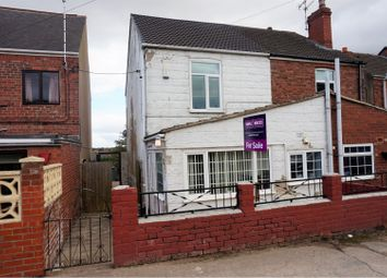 Thumbnail 2 bed semi-detached house for sale in Conisbrough, Doncaster