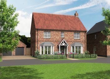 Thumbnail 4 bed detached house for sale in The Street, Surlingham, Norwich, Norfolk