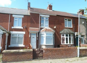 Thumbnail 3 bed terraced house to rent in Rosalind Street, Ashington, Northumberland
