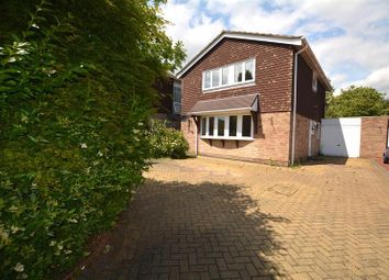 Thumbnail 4 bed property for sale in Fortescue Chase, Southend-On-Sea