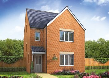 "Thumbnail 4 bed detached house for sale in ""The Lumley"" at Lime Avenue, Oulton, Lowestoft"