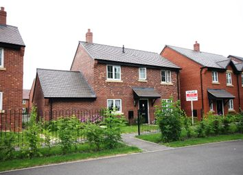 Thumbnail 3 bed detached house for sale in Wheatsheaf Way, Stratford-Upon-Avon