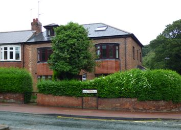 Thumbnail 4 bed flat to rent in Dene Terrace, South Gosforth, Newcastle, Tyne And Wear