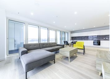 Marco Polo House, Royal Wharf, London E16. 3 bed flat