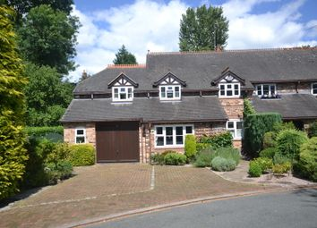 Thumbnail 4 bed mews house for sale in River Lea Mews, Madeley, Crewe