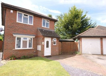 Thumbnail 3 bed detached house for sale in Hadrian Way, Corfe Mullen, Wimborne