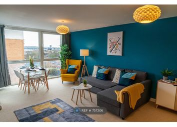 Thumbnail 2 bed flat to rent in Heol Glan Rheidol, Cardiff
