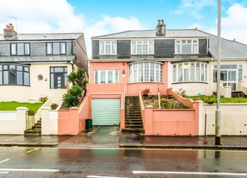 Thumbnail 3 bed semi-detached house for sale in Peverell, Plymouth, Devon