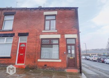 Thumbnail 2 bedroom end terrace house for sale in Webster Street, Bolton