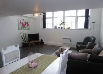 Thumbnail 1 bed flat for sale in Kilvey Terrace, St Thomas, Swansea