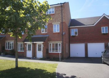Thumbnail 3 bed terraced house to rent in Timken Way, Daventry
