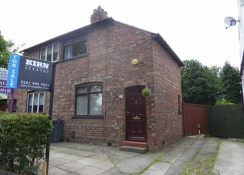 Thumbnail 2 bed cottage for sale in Altrincham Road, Wythenshawe, Manchester