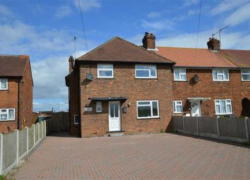Thumbnail 4 bed end terrace house for sale in Hornsea Road, Skipsea, East Yorkshire