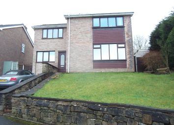 Thumbnail 4 bed detached house to rent in Werneth Road, Simmondly, Glossop