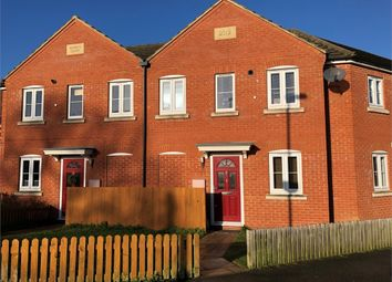 Thumbnail 2 bed detached house to rent in Park Road, Raunds, Wellingborough, Northamptonshire
