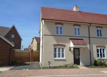 Thumbnail 2 bedroom end terrace house to rent in Baker Drive, Kempston, Bedford