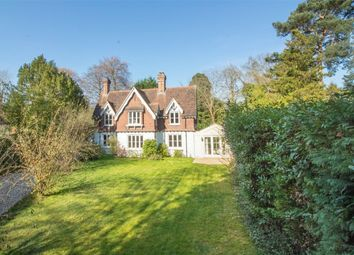 Thumbnail 4 bed property for sale in Church Road, Fleet