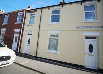 Thumbnail 2 bed terraced house to rent in East Coronation Street, Murton, Seaham