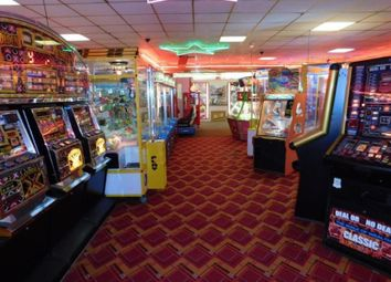 Thumbnail Commercial property for sale in Greens Amusements, The Esplanade, Chapel St. Leonards, Skegness, Lincolnshire