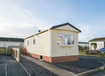 Thumbnail 2 bed mobile/park home for sale in 6 Cherrytree Park, Empire Way, Gretna, Dumfries & Galloway